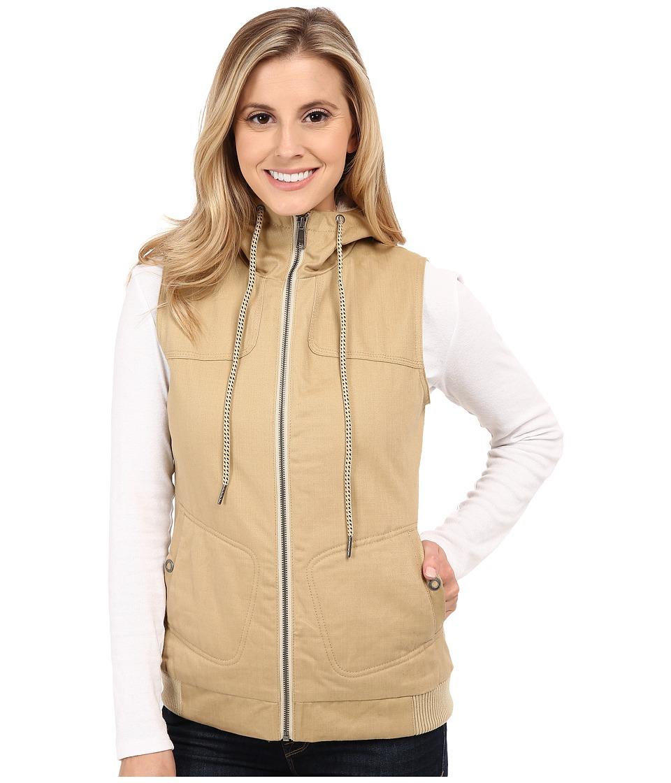 Mountain Khakis - Pika Vest (Retro Khaki) Women