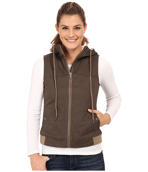 Mountain Khakis - Pika Vest (Terra) Women