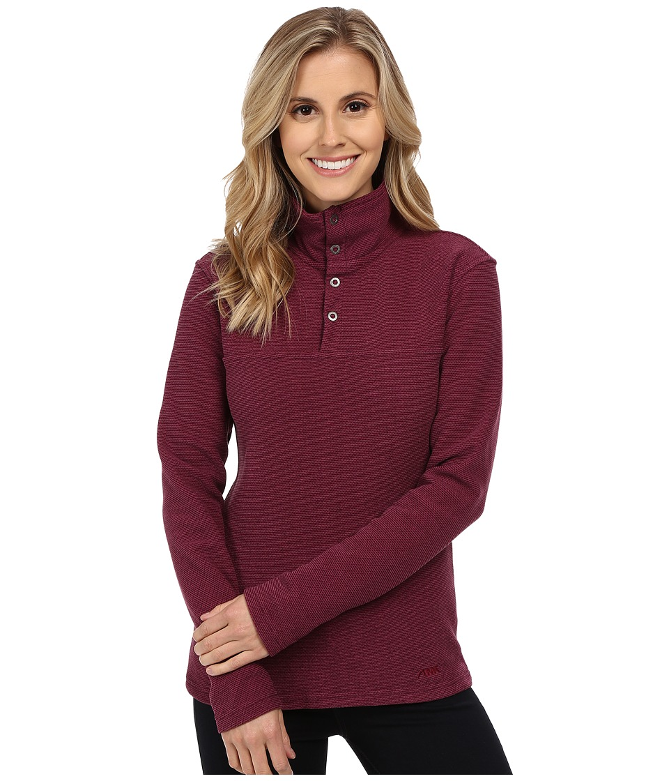 Mountain Khakis - Pop Top Pullover Jacket (Hollyhock) Women's Jacket
