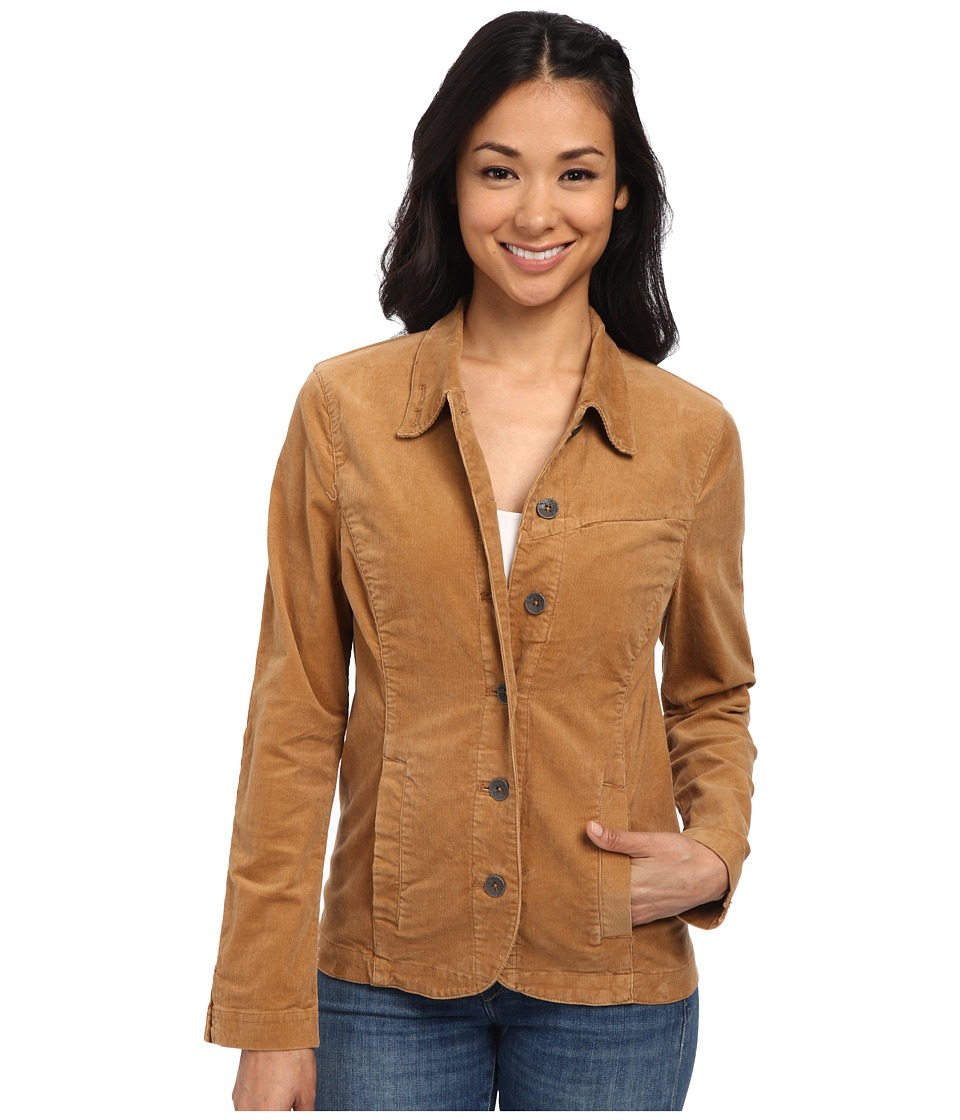 Mountain Khakis - Canyon Cord Jacket (Ranch) Women