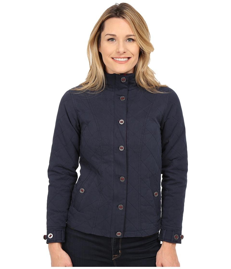 Mountain Khakis - Swagger Jacket (Navy) Women's Coat