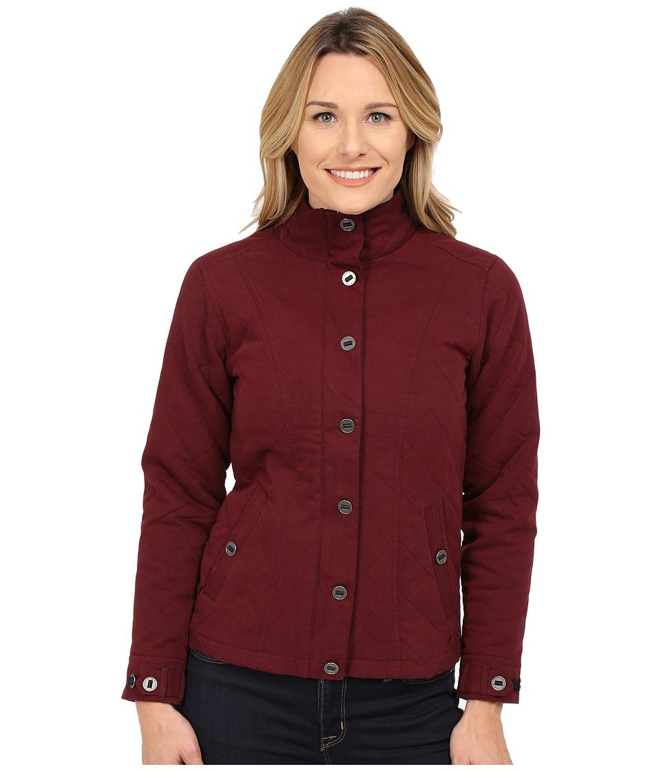 Mountain Khakis - Swagger Jacket (Plum) Women's Coat