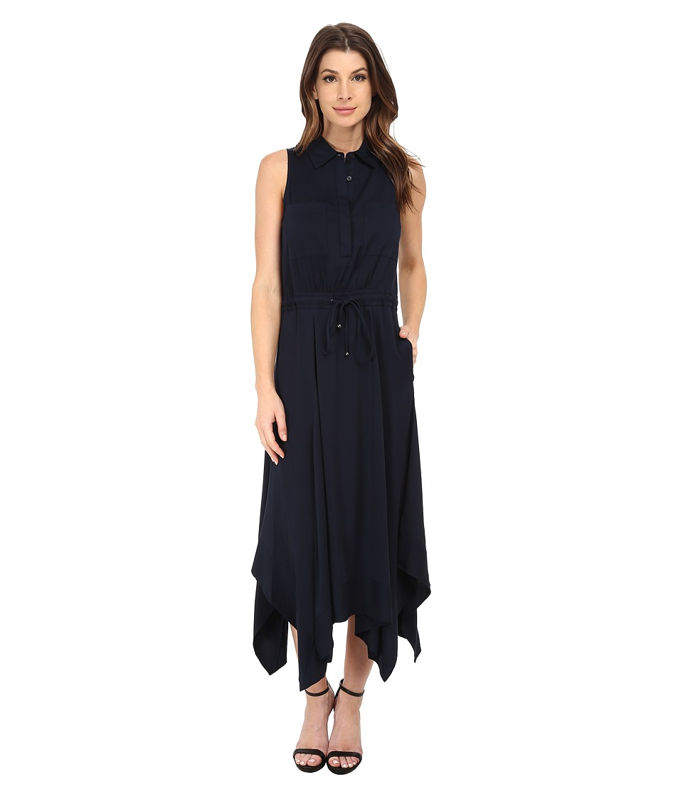 CATHERINE Catherine Malandrino - Hannah Dress (Navy) Women's Dress