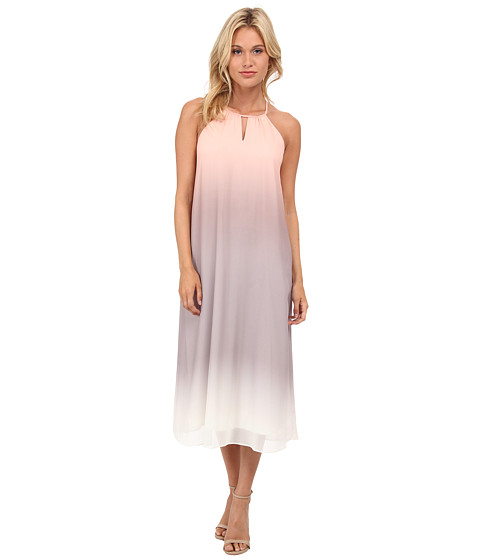 CATHERINE Catherine Malandrino - Katarina Dress (Guava/Oyster) Women