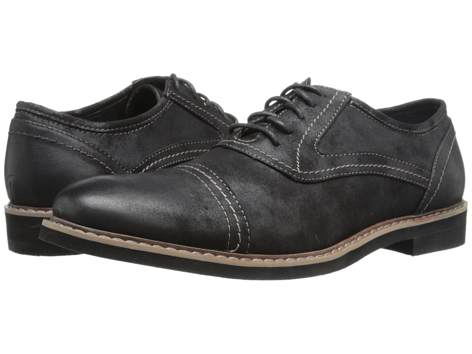 Deer Stags - Oakton (Black) Men's Shoes
