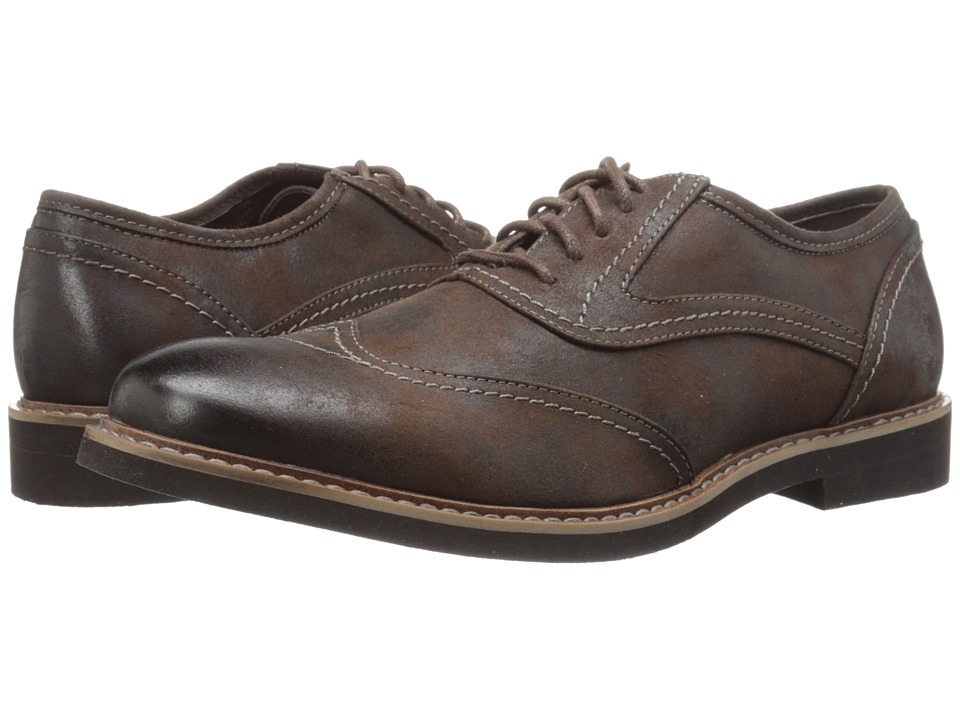 Deer Stags - Abbott (Dark Brown) Men's Shoes
