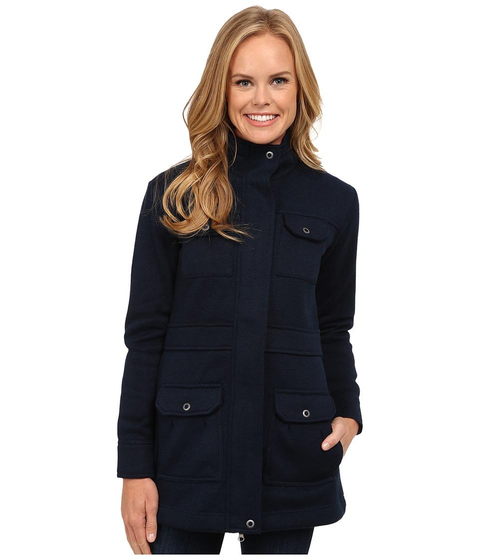Mountain Khakis Old Faithful Coat (Navy) Women