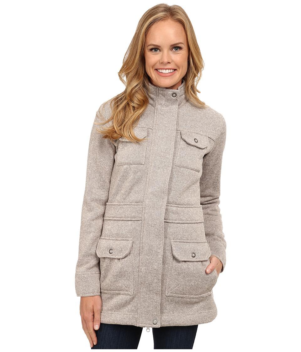 Mountain Khakis - Old Faithful Coat (Oatmeal) Women's Coat