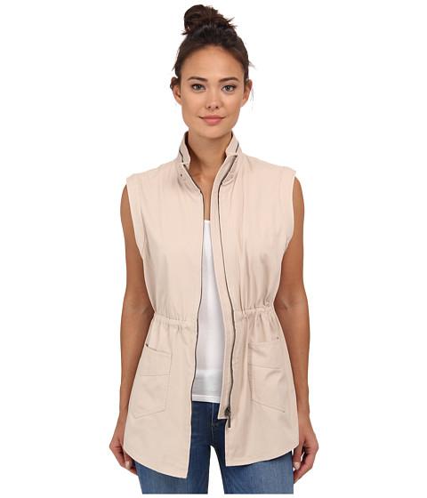 CATHERINE Catherine Malandrino - Leo Vest (Khaki) Women's Vest