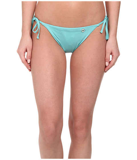Emporio Armani - Mix and Match Knit Bikini Bottom (Carribean) Women's Swimwear