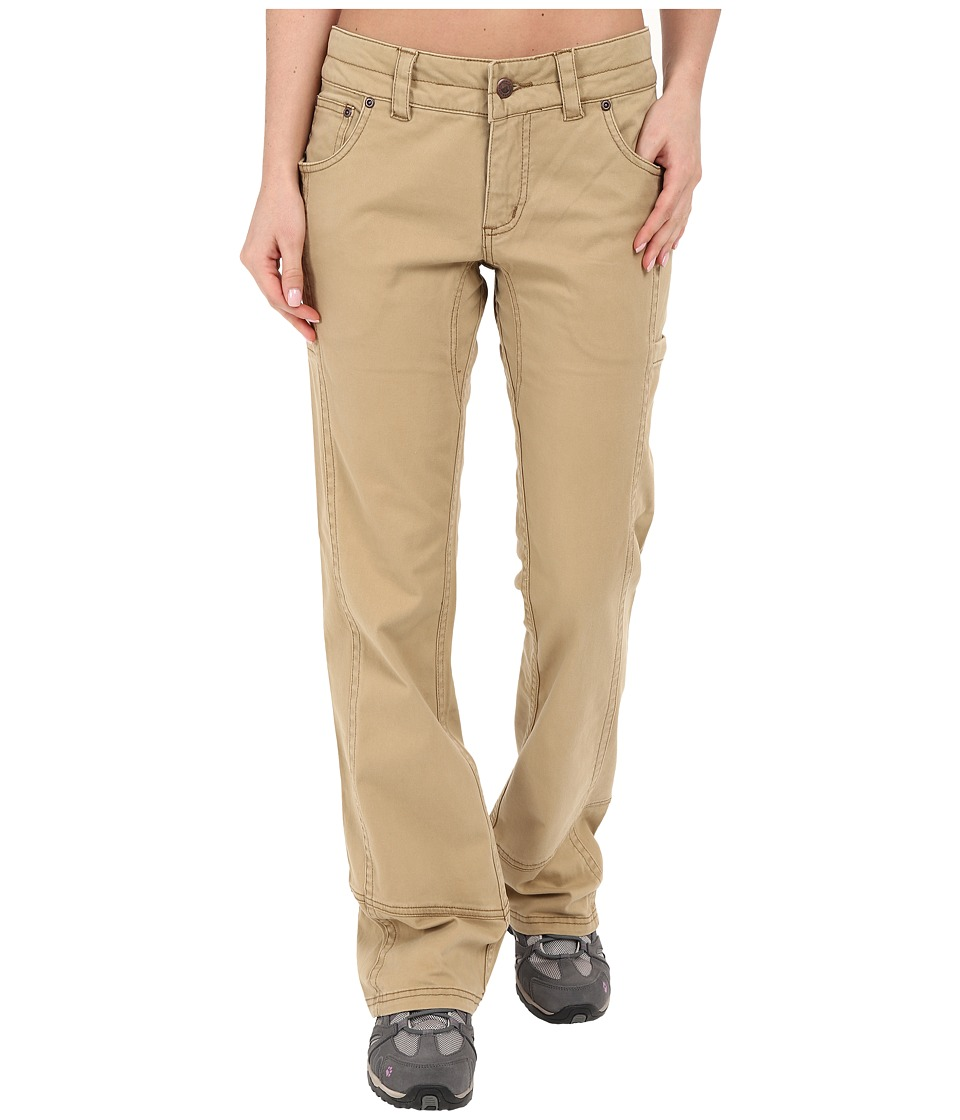 Mountain Khakis - Ambit Pant (Desert Khaki) Women's Casual Pants