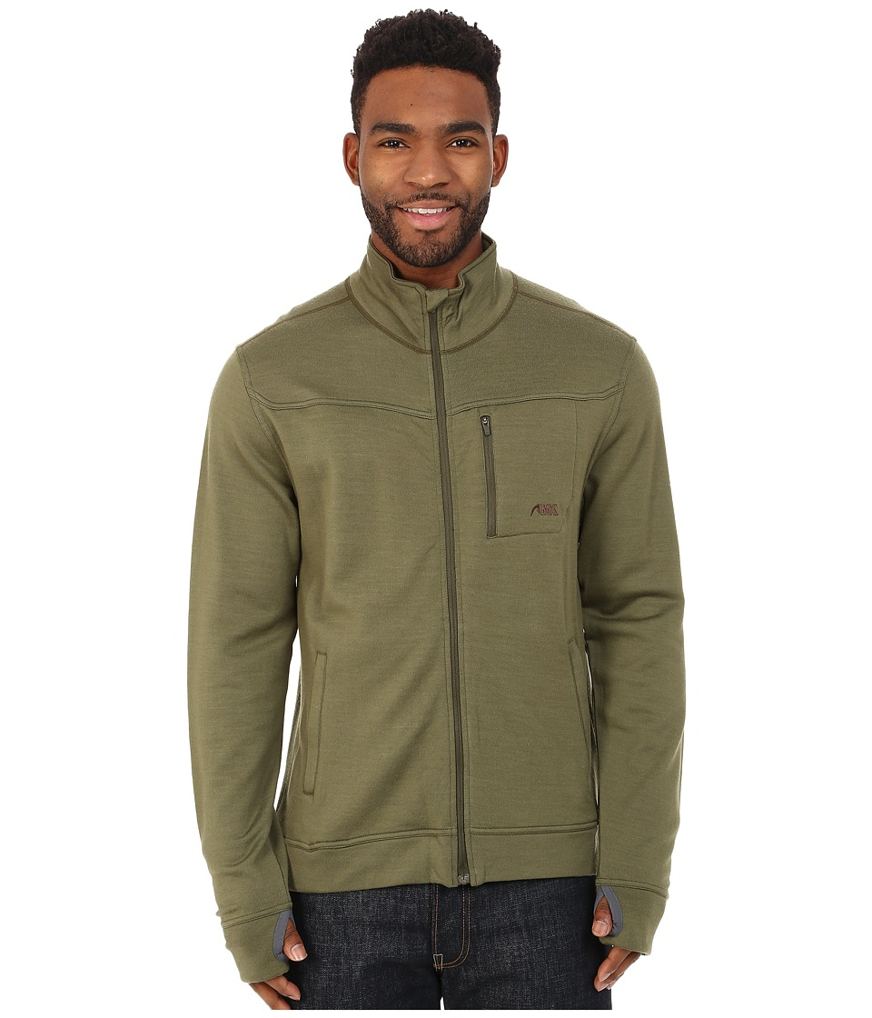 Mountain Khakis - Rendezvous Jacket (Field Green) Men's Coat