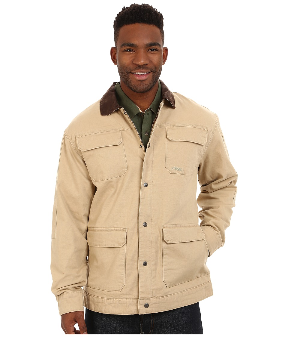 Mountain Khakis Ranch Shearling Jacket (Yellowstone) Men