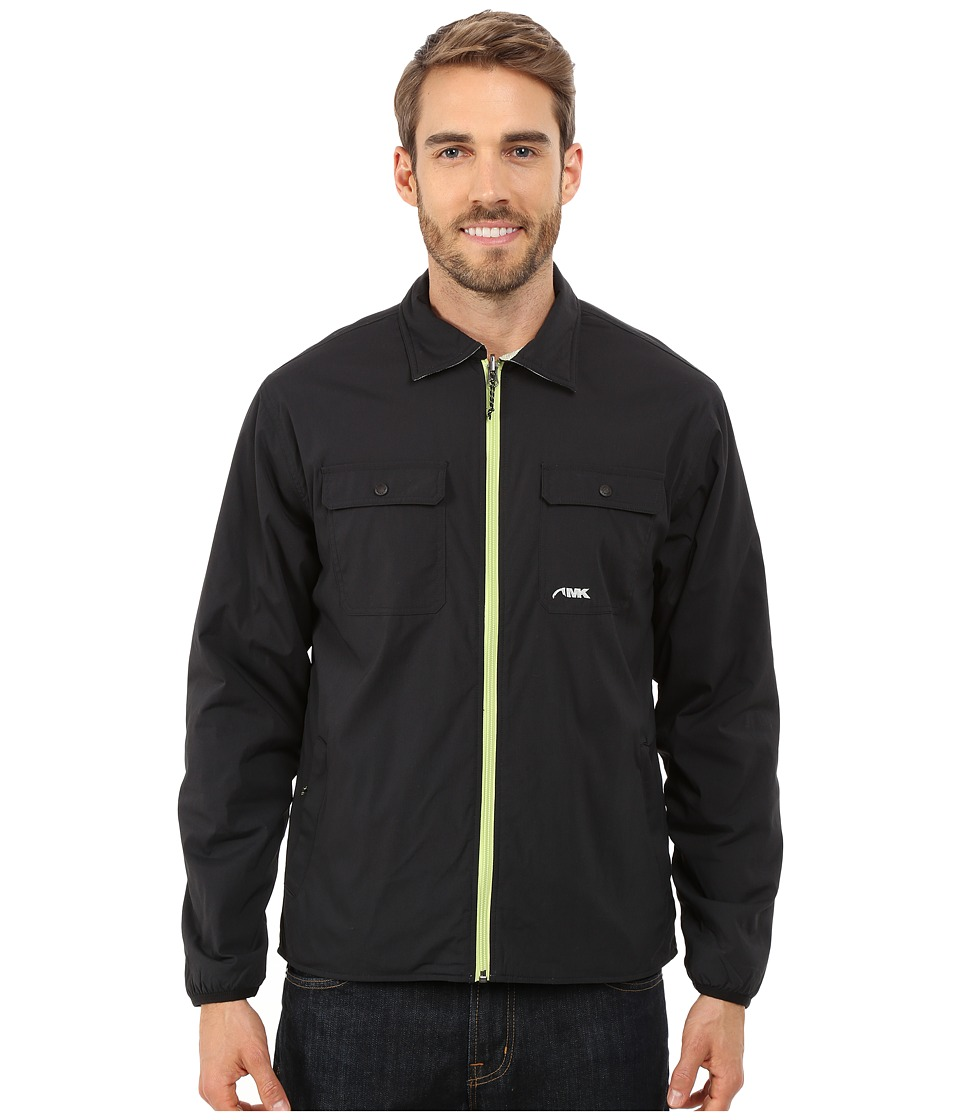 Mountain Khakis - Alpha Switch Jacket (Black) Men's Coat