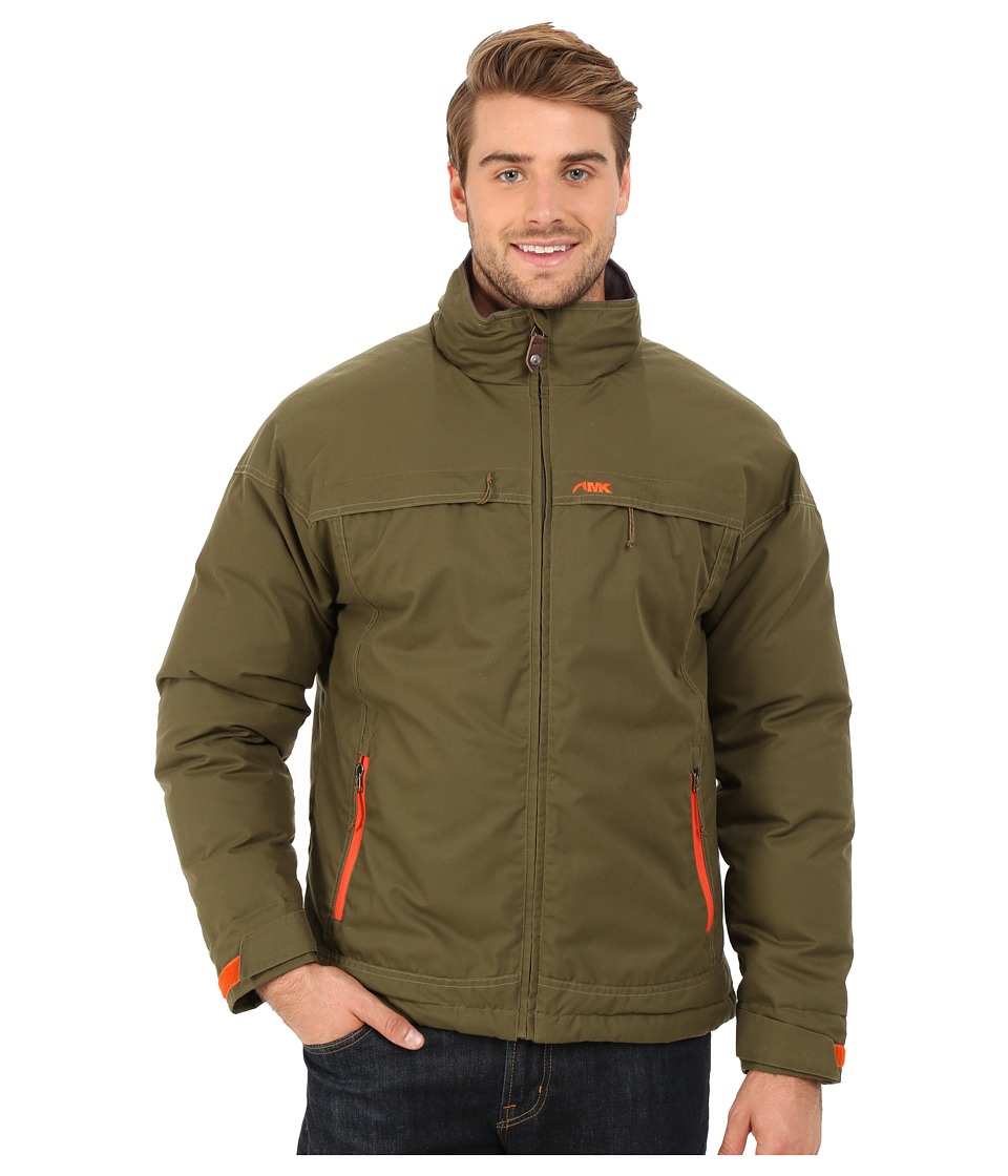 Mountain Khakis - Double Down Jacket (Field Green) Men's Coat