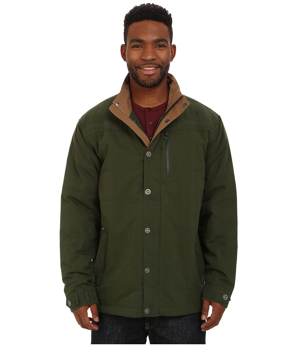 Mountain Khakis - Swagger Jacket (Rainforest) Men's Coat
