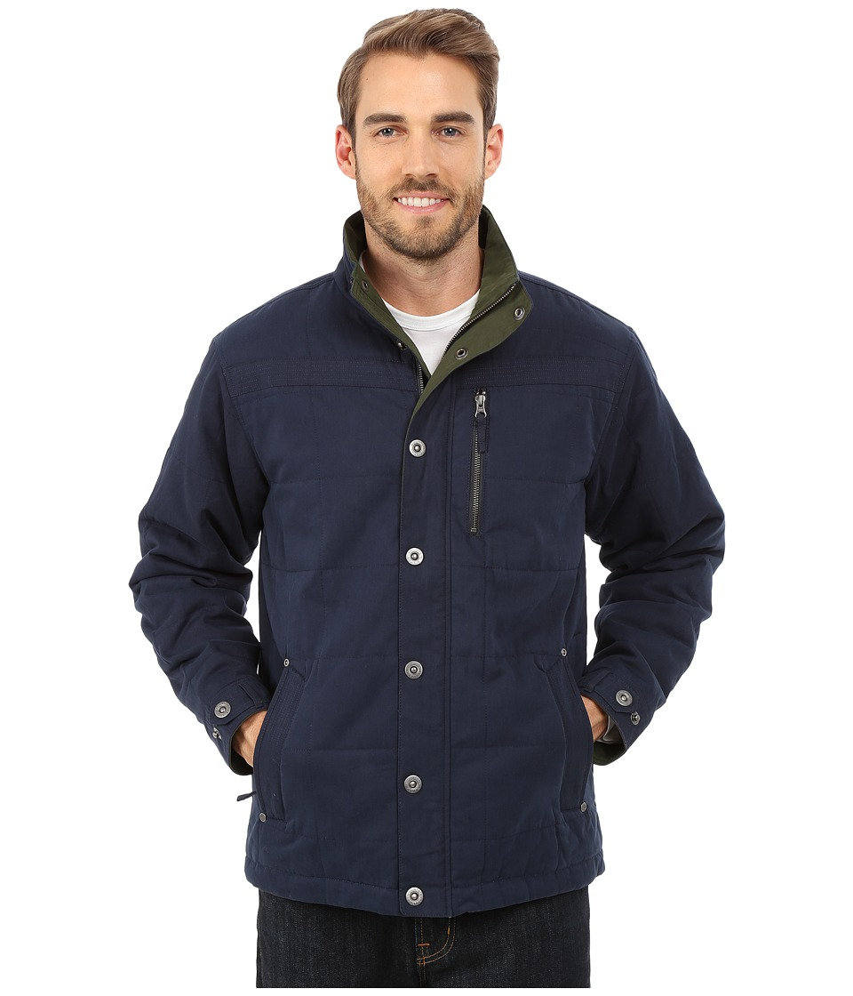 Mountain Khakis - Swagger Jacket (Navy) Men's Coat