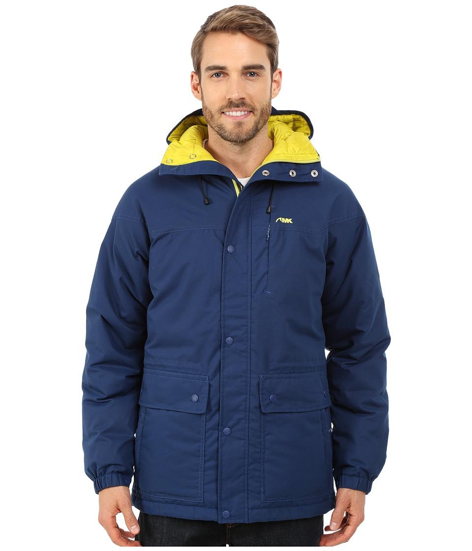 Mountain Khakis - Double Down Parka Jacket (Marlin) Men's Coat