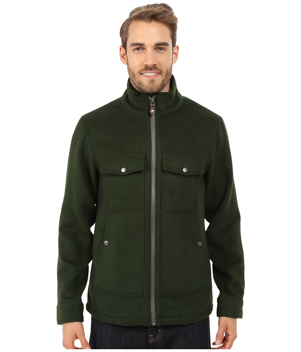 Mountain Khakis - Apres Wool Jacket (Rainforest) Men's Coat