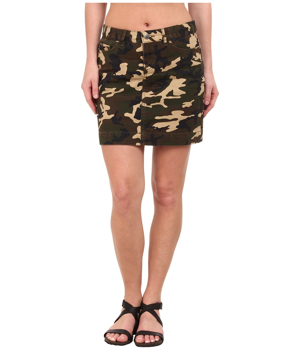 Mountain Khakis - Original Mountain Skirt (Camo) Women's Skirt