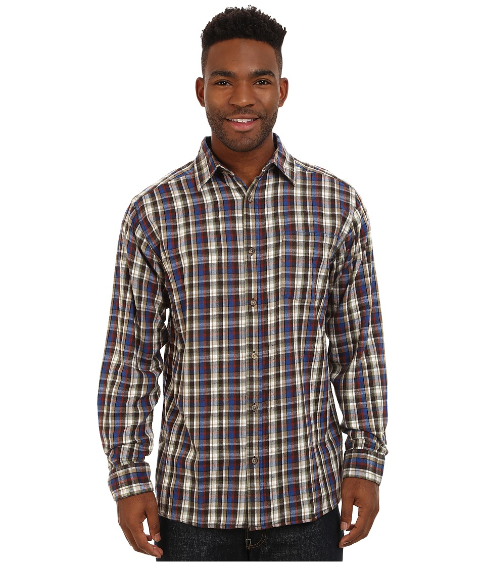 Mountain Khakis - Peden Plaid Shirt (Coffee) Men