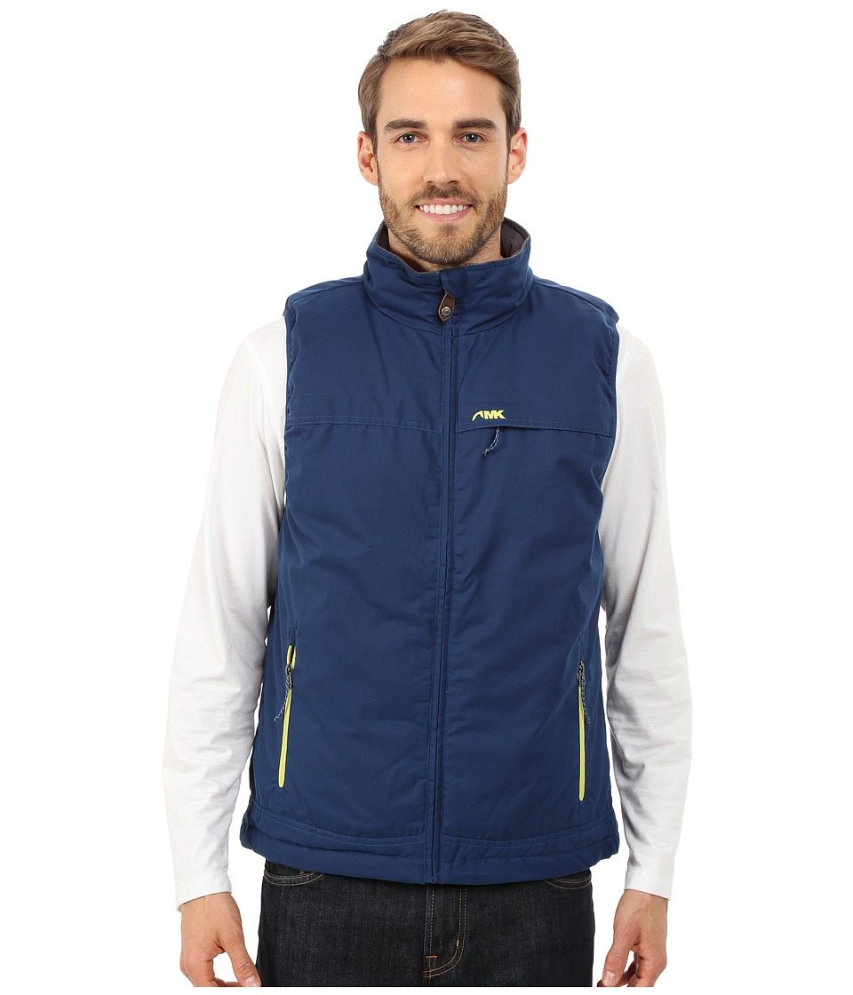 Mountain Khakis - Double Down Vest (Marlin) Men's Vest