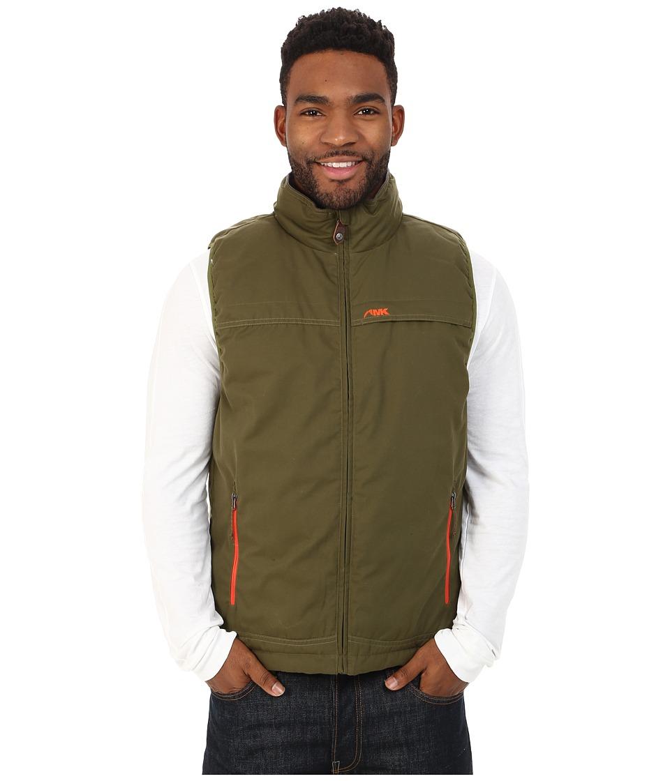 Mountain Khakis - Double Down Vest (Field Green) Men's Vest