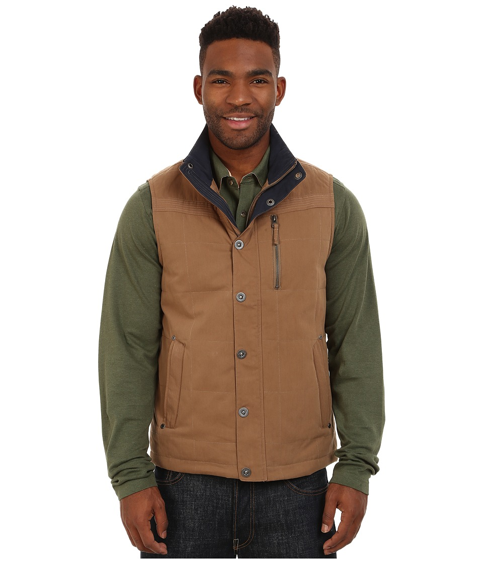 Mountain Khakis - Swagger Vest (Tobacco) Men's Vest