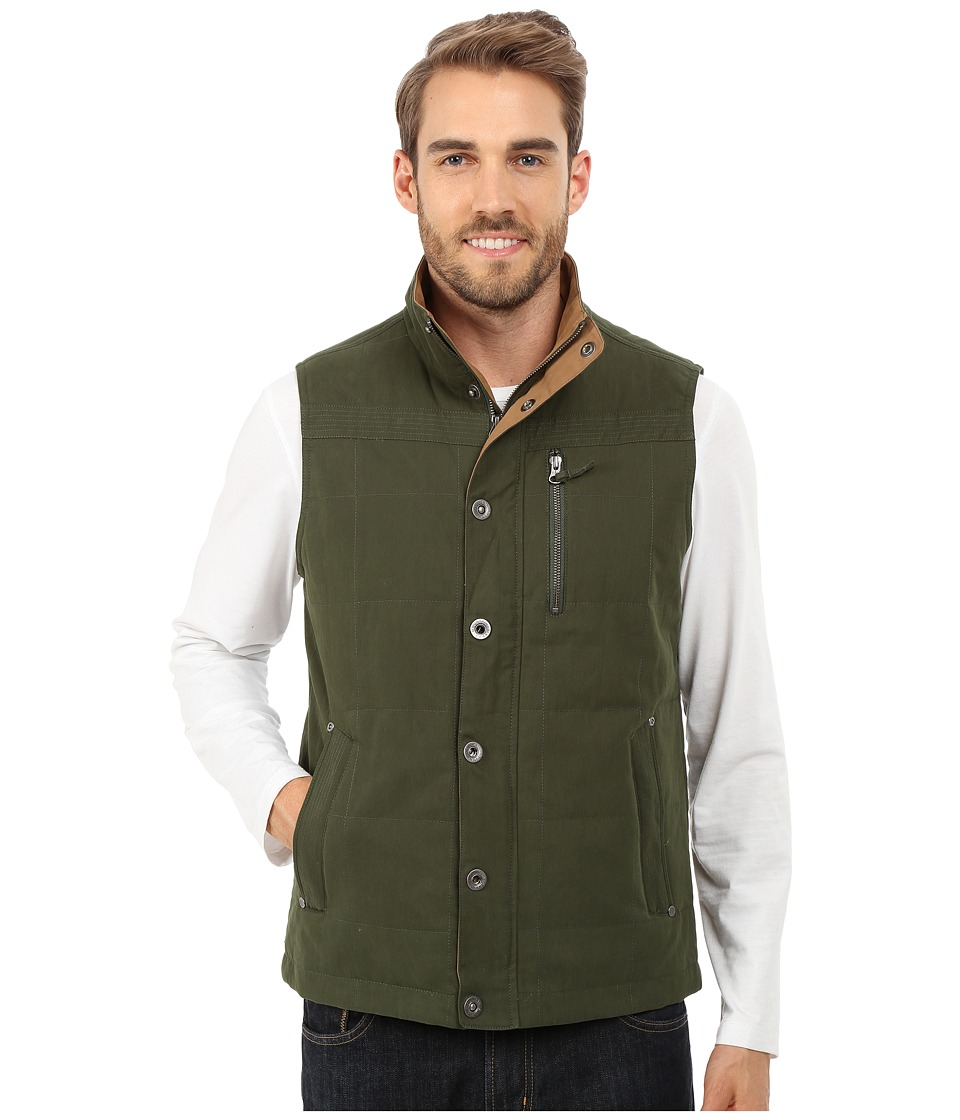 Mountain Khakis - Swagger Vest (Rainforest) Men's Vest