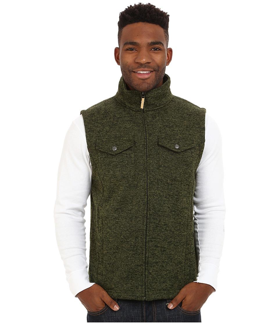 Mountain Khakis - Old Faithful Vest (Field Green) Men's Vest