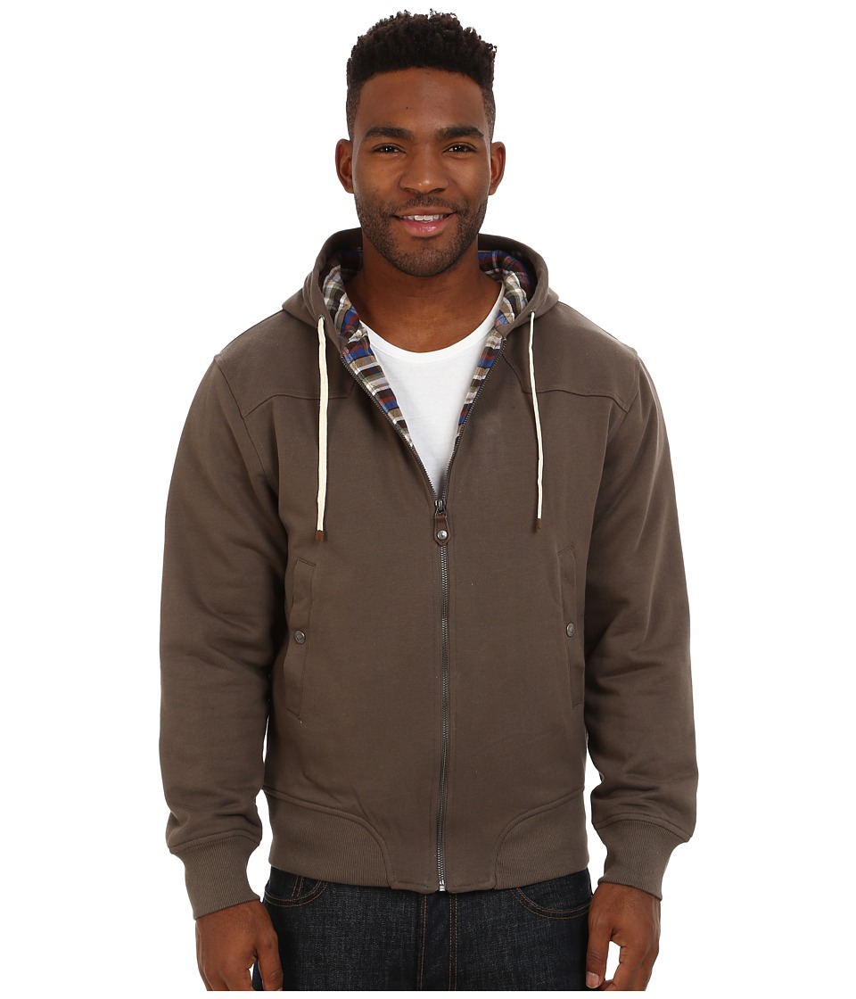 Mountain Khakis - Jackson Insulated Hoodie (Terra) Men