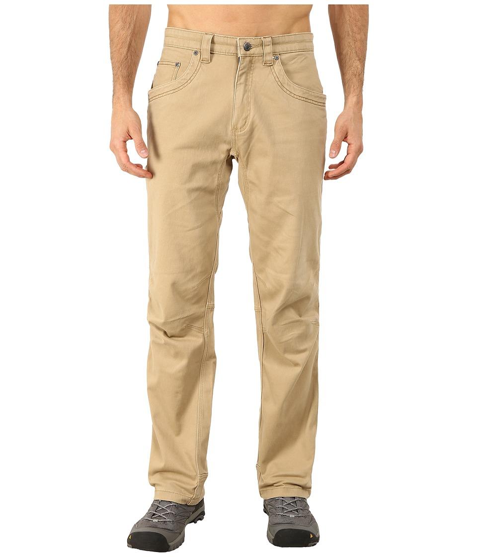Mountain Khakis - Camber 105 Pant (Desert Khaki) Men's Casual Pants