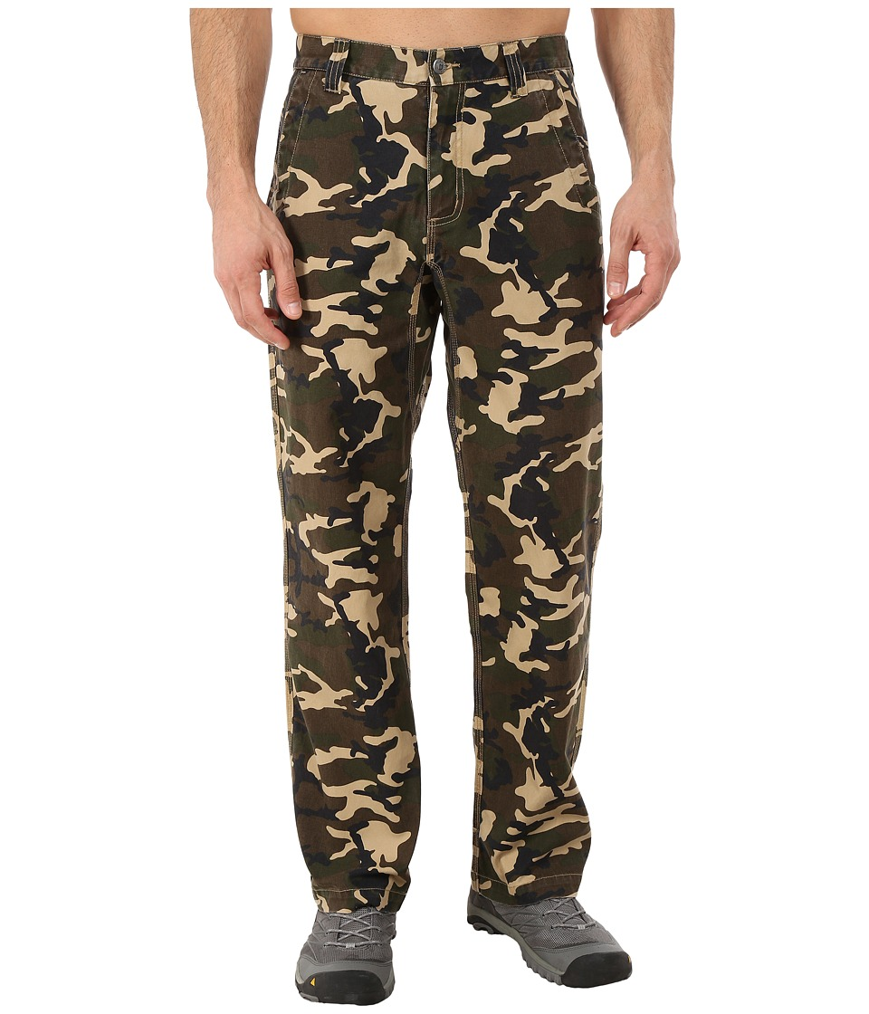 Mountain Khakis - The Original Mountain Pant (Camo) Men's Outerwear