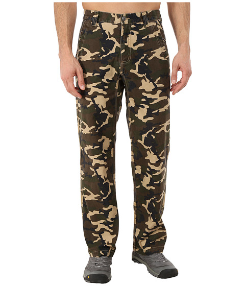 Mountain Khakis - The Original Mountain Pant (Camo) Men