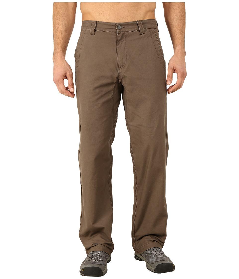 Mountain Khakis - The Original Mountain Pant (Terra) Men's Outerwear