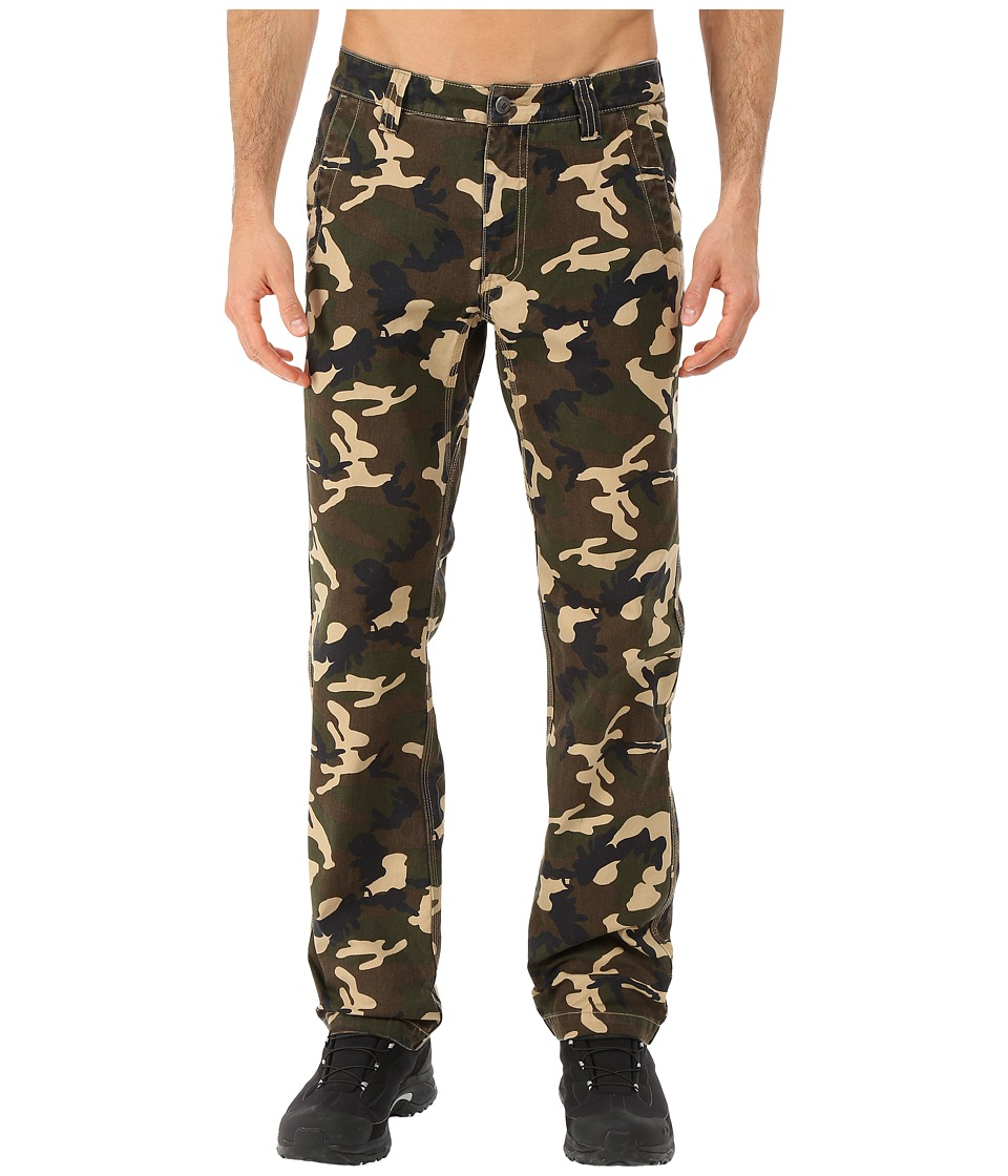 Mountain Khakis - Broadway Fit Original Mountain Pant (Camo) Men's Casual Pants