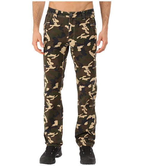 Mountain Khakis - Broadway Fit Original Mountain Pant (Camo) Men