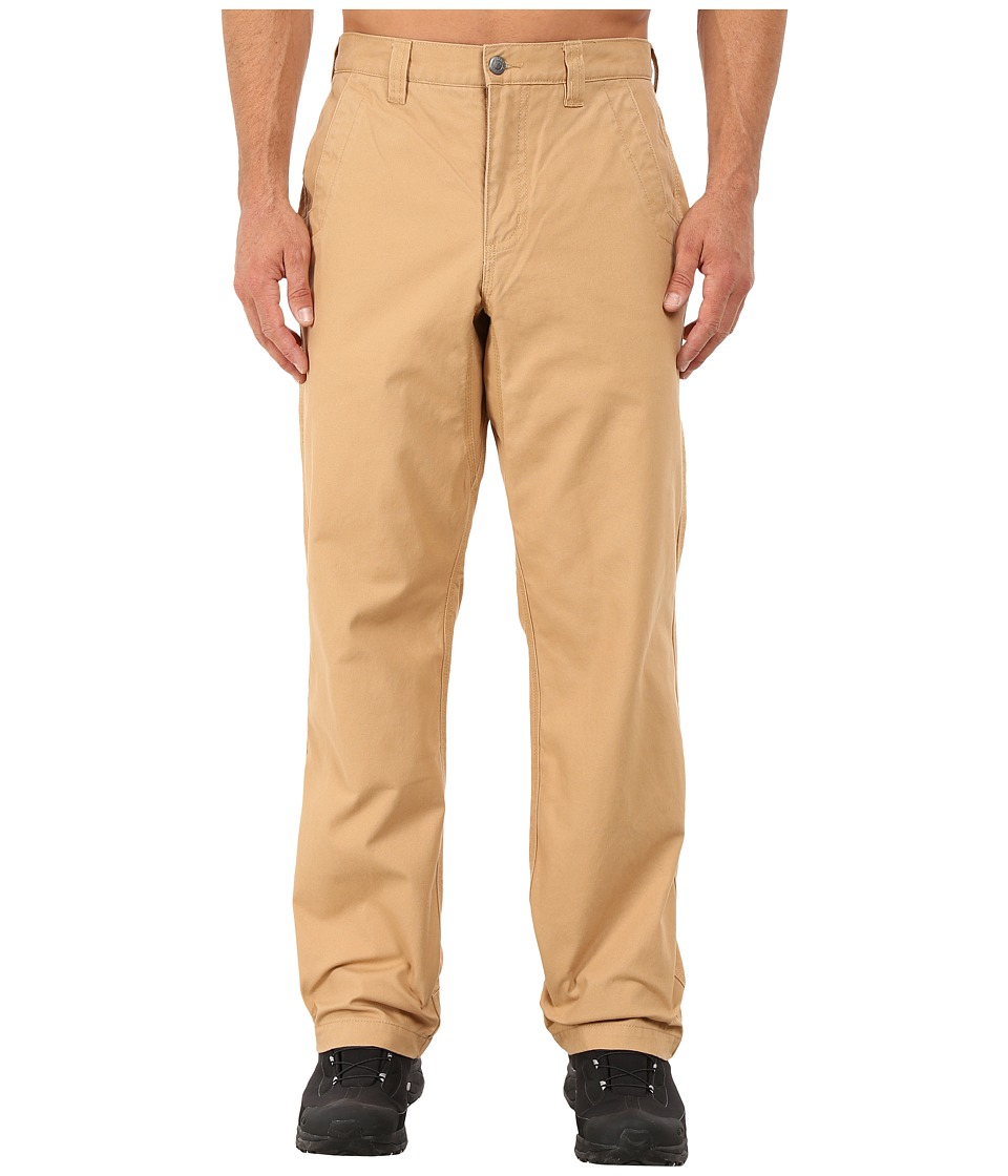 Mountain Khakis - Flannel Original Mountain Pants (Yellowstone) Men's Casual Pants