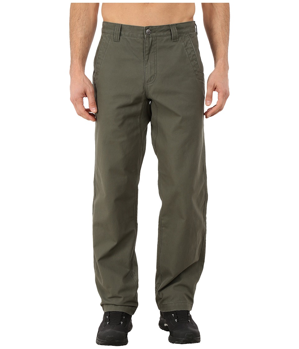 Mountain Khakis - Flannel Original Mountain Pants (Pine) Men's Casual Pants