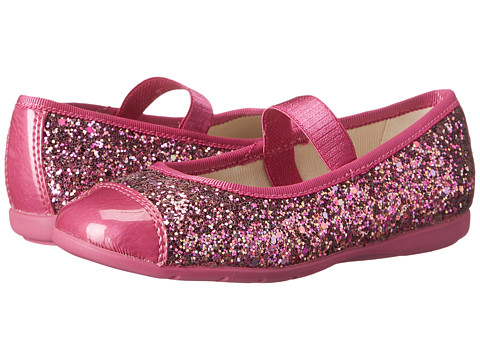 Clarks Kids - Dance Solo (Little Kid) (Pink) Girl's Shoes