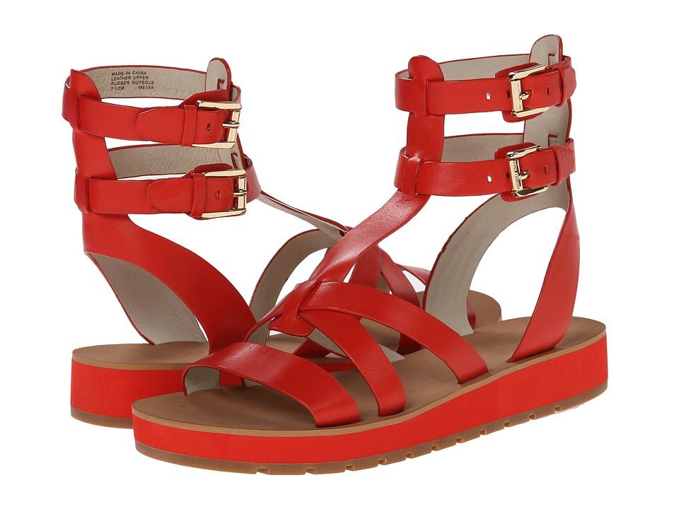 MICHAEL Michael Kors - Judie Gladiator (Mandarin Vachetta) Women's Shoes
