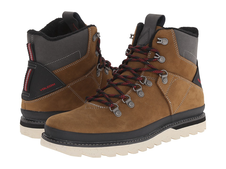 Volcom - Outlander (Hazelnut) Men's Hiking Boots