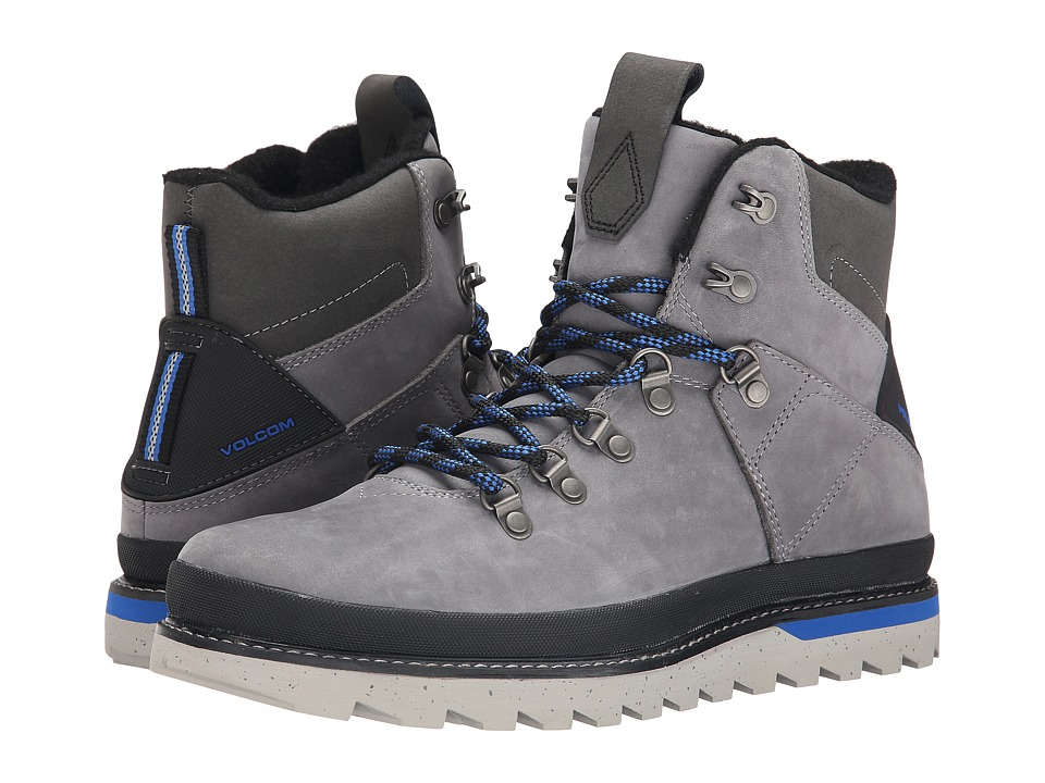 Volcom - Outlander (Neutral Grey) Men's Hiking Boots