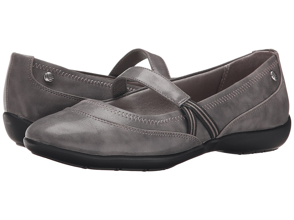 LifeStride - Leona (Grey) Women's Shoes