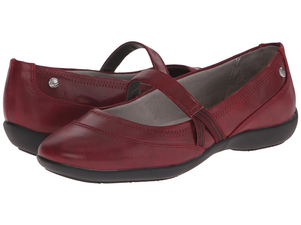 LifeStride - Leona (Deep Red) Women's Shoes