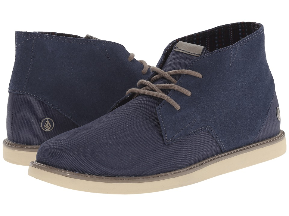 Volcom - Del Mesa 2 (Blue Black) Men