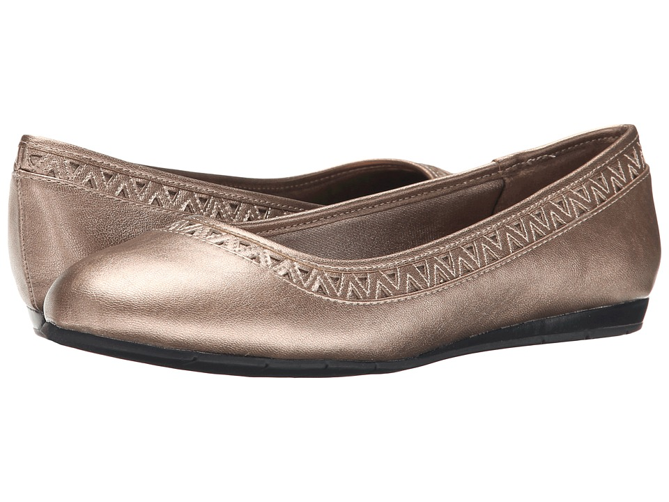 LifeStride - Native (Champagne) Women's Dress Flat Shoes
