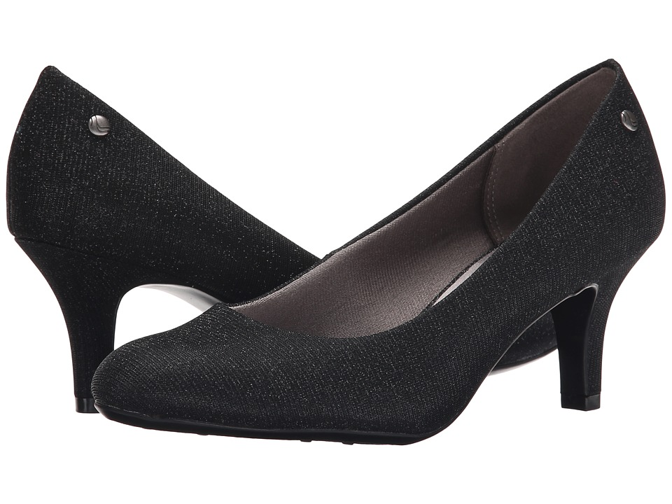 LifeStride - Parigi (Black Shiny Spots) High Heels