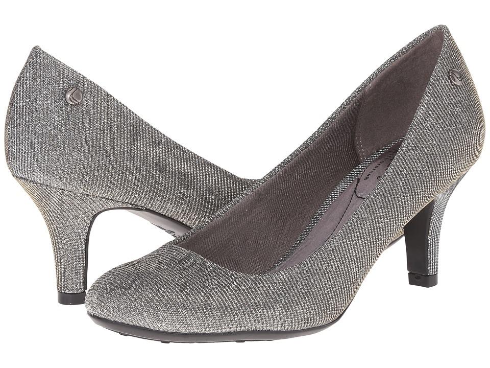 LifeStride - Parigi (Silver Shiny Spots) High Heels
