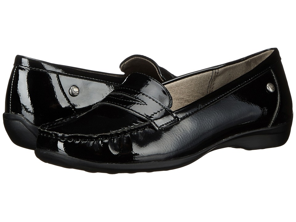 LifeStride - Penny (Black Starry) Women's Slip on Shoes